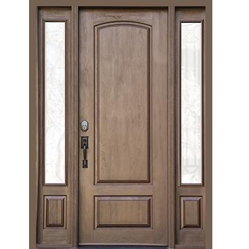 Doors Front Entry Frameless Fibreglass Shower Doors Wood