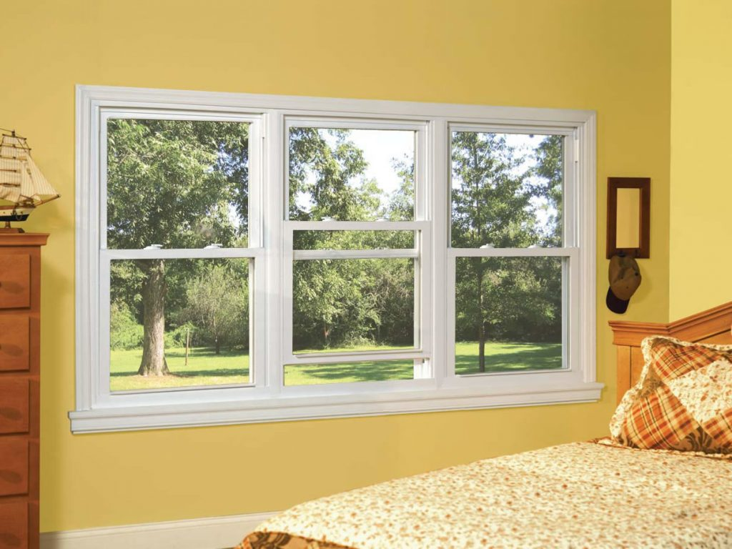 Anderson Silverline 8600 Series Buck Vinyl Window
